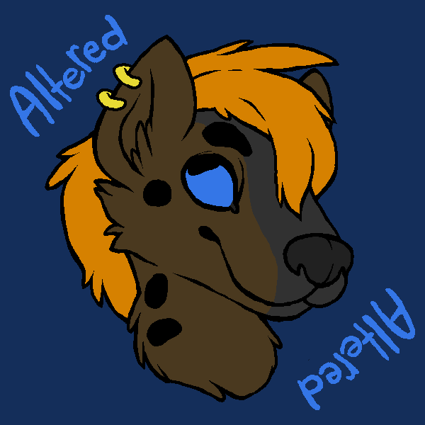 Most recent image: altered for princehyena