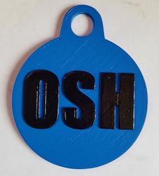"""Osh"" Tag"