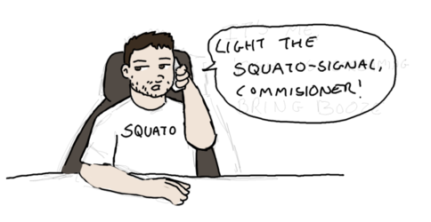 Squato Signal