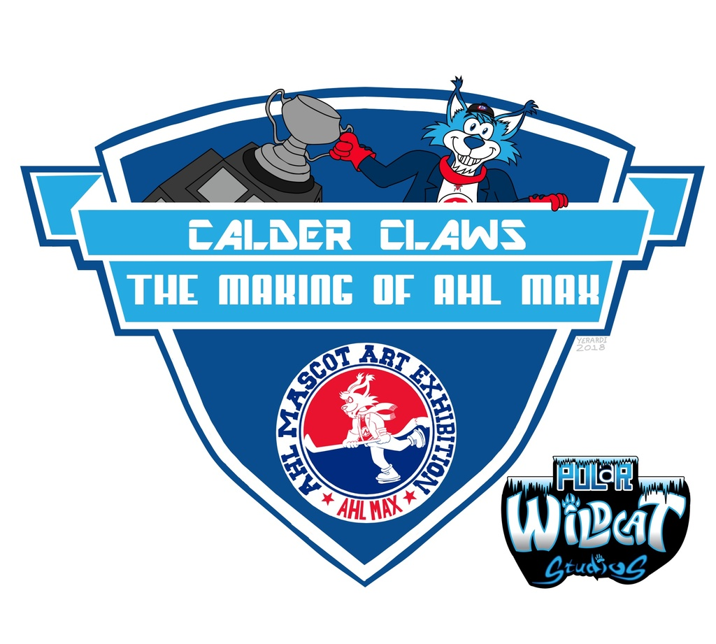 CALDER CLAWS: The Making Of AHL MAX