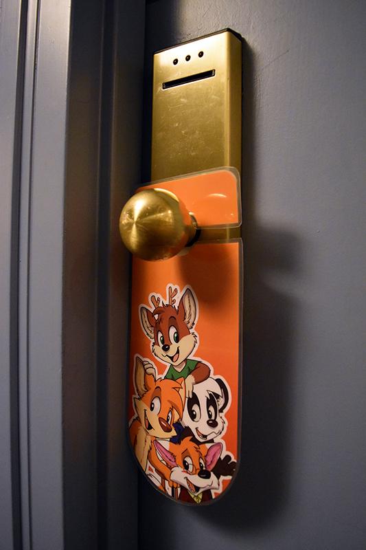 Door hanger (RIP)
