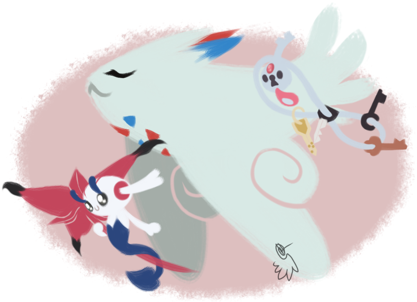 Pokeddexy Challenge day 5: Fairy