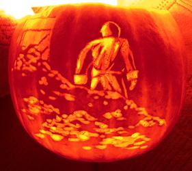 Bilbo Pumpkin