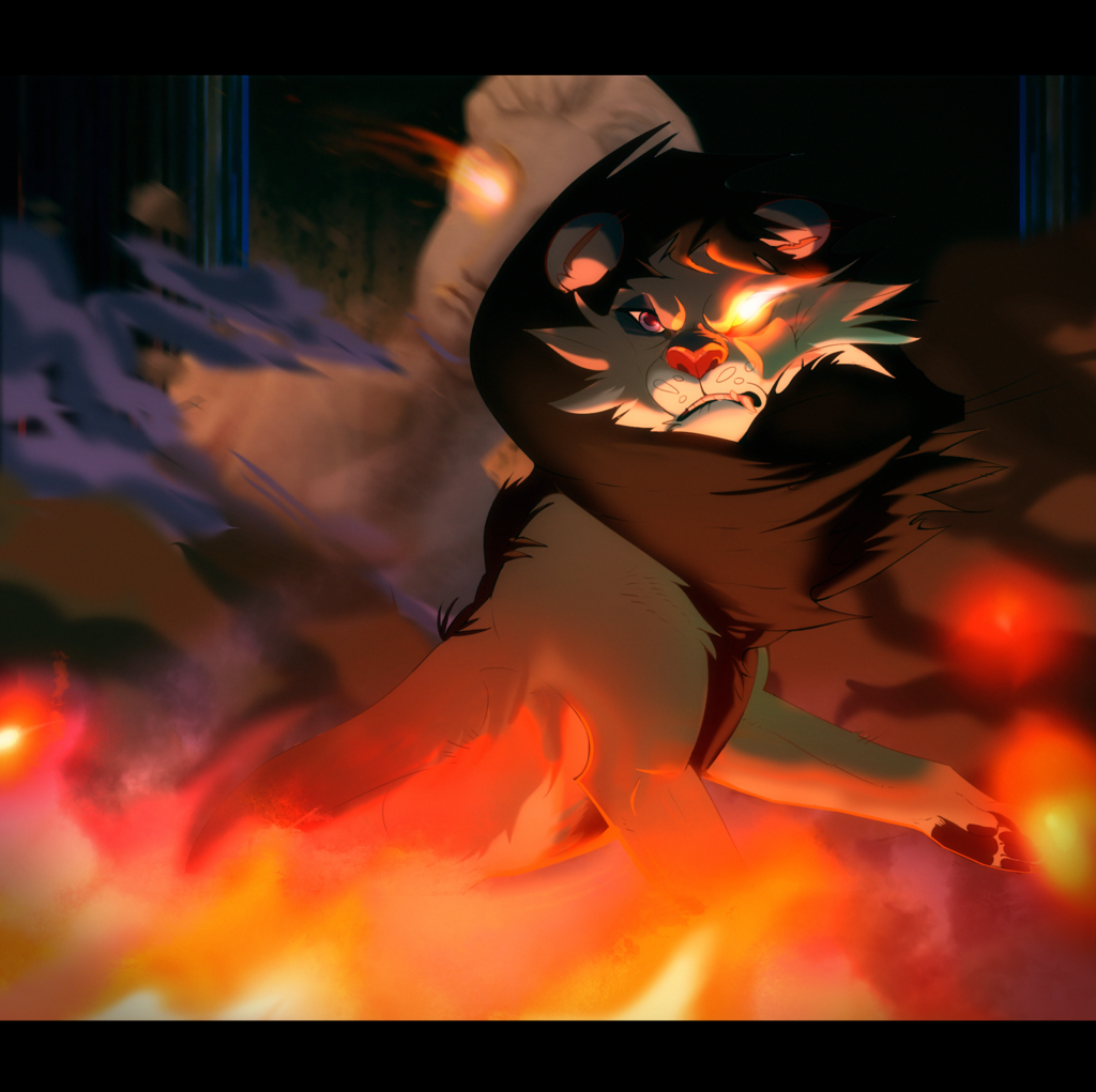 Most recent image: King of the fire