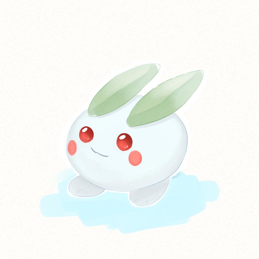 Snow Bun