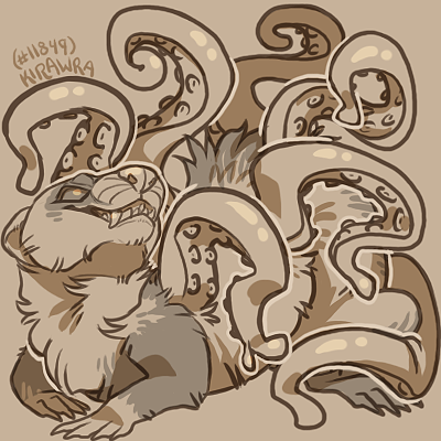 Tentacle Ferret