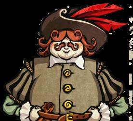 17th Century Merchant