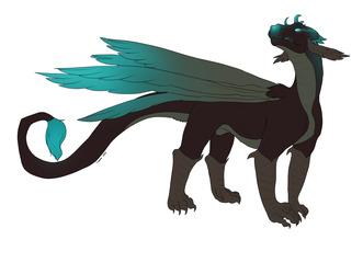 Plume dragon: Flinn