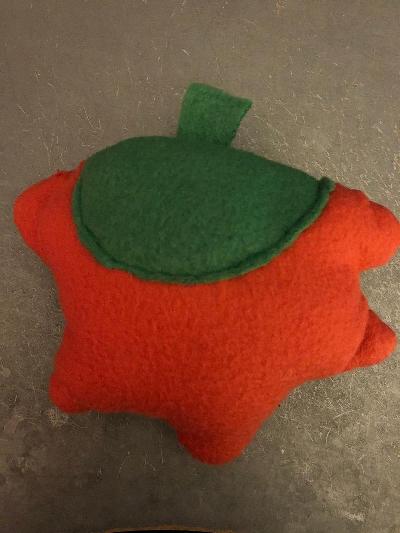 Pokemon Lansat Berry Plush Gift