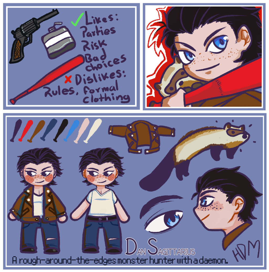 Character Profile: Sagittarius