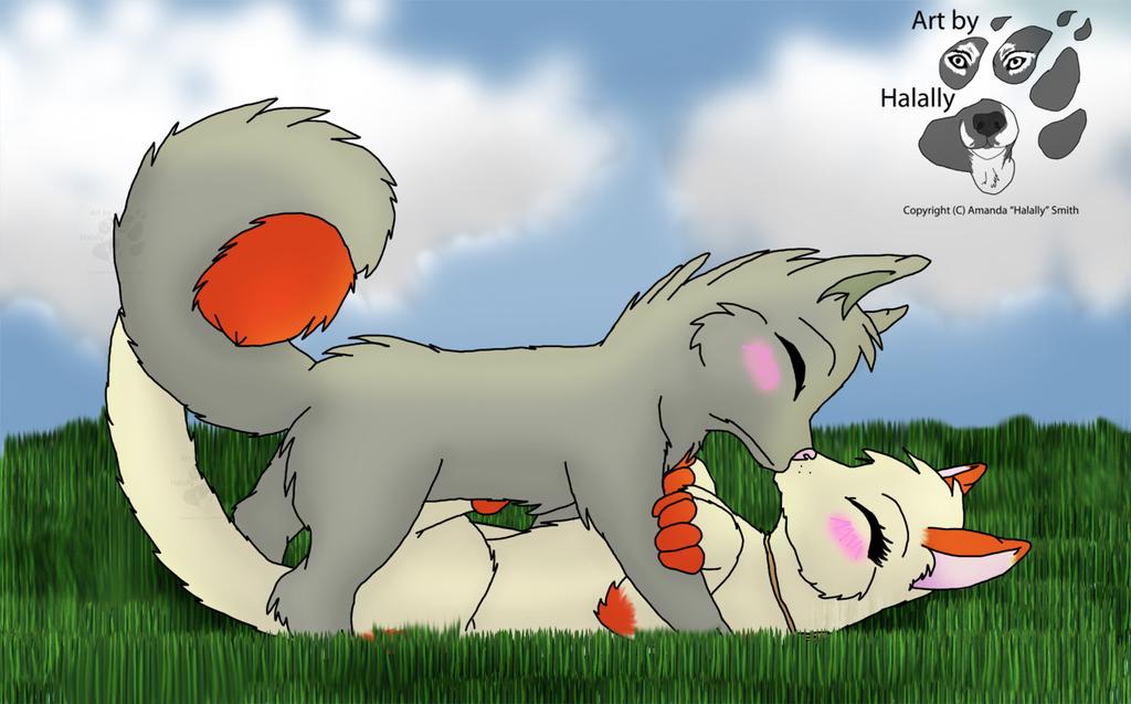 Most recent image: Chibi's kiss