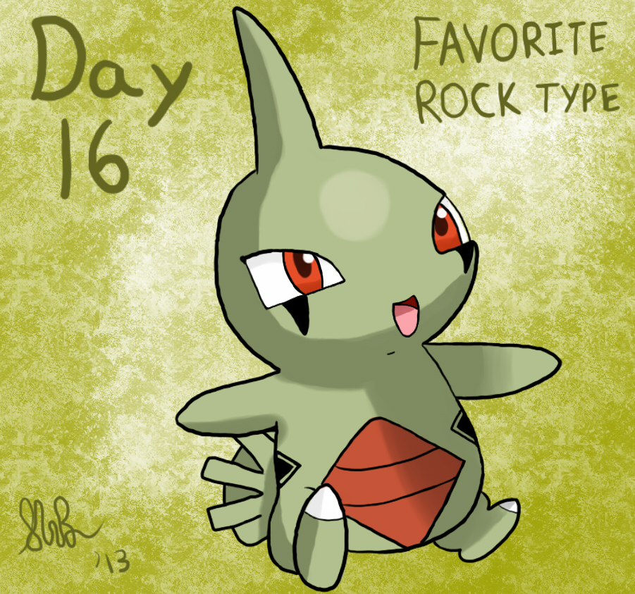 Pokeddexy Day 16
