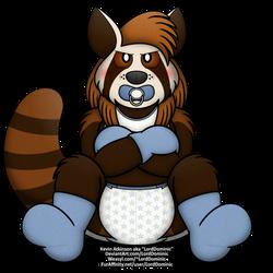 Pouty Panda