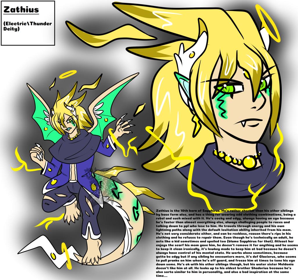 Zathius Ref +10th Born+