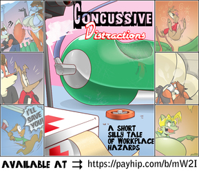 Concussive Distractions Is now Available