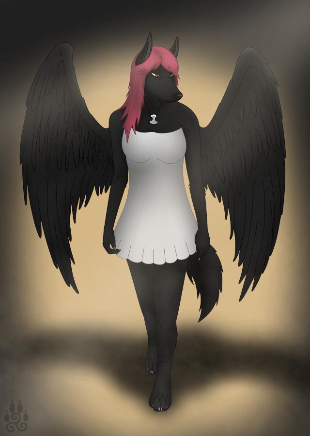 Angel [Commission]