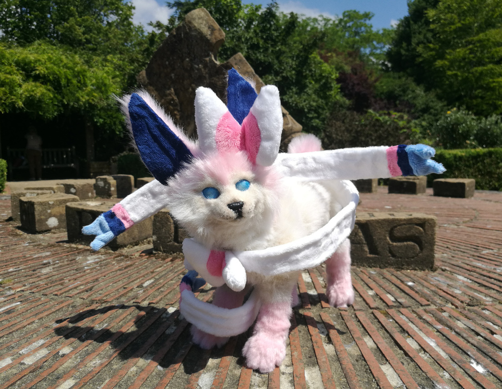 Most recent image: Sylveon