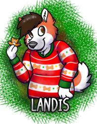 Landis Badge