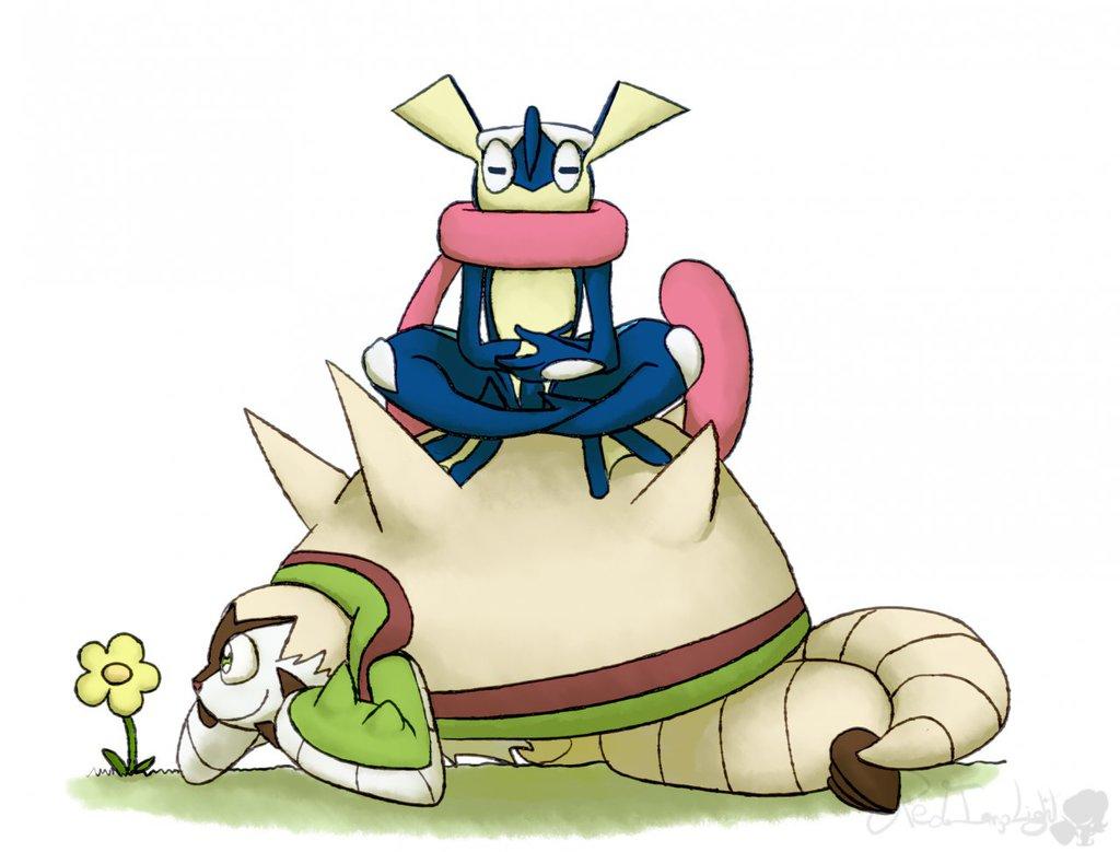 The Shinobi and the Monk