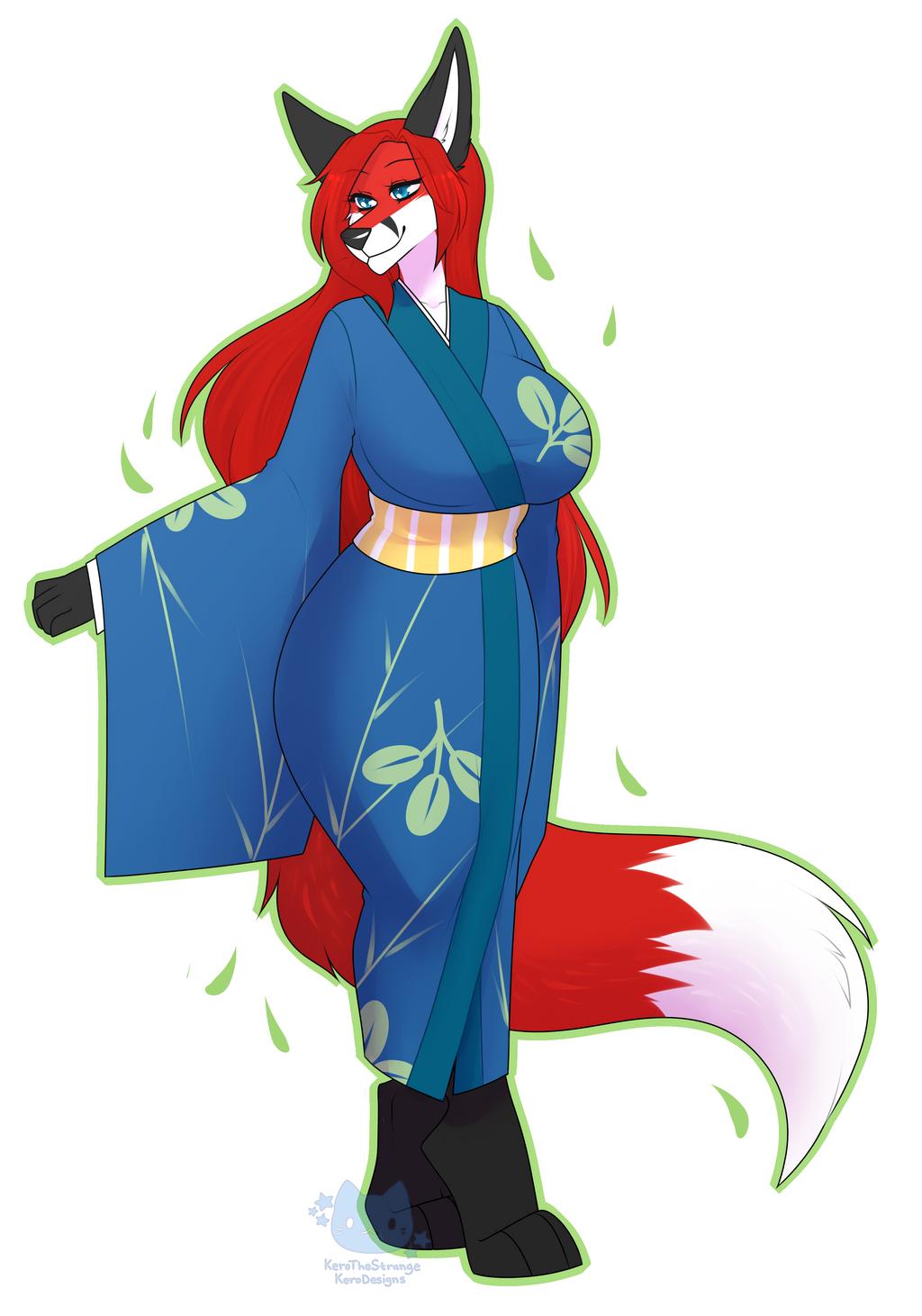 Kimono Astrid