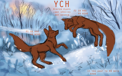 Winter Plays YCH