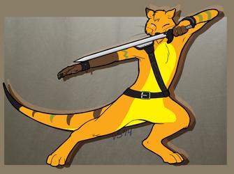 Do you like my Sword Sword