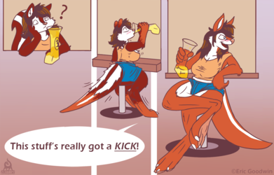 [Commish] Beer With A Kick