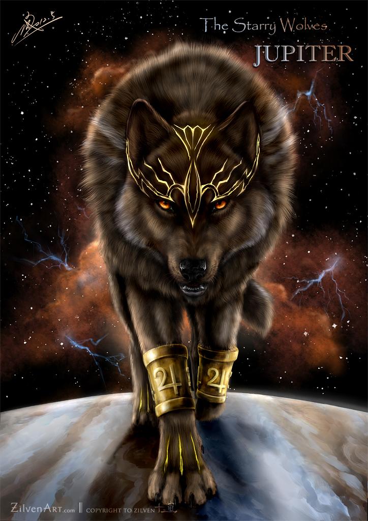 The Starry Wolves - Jupiter