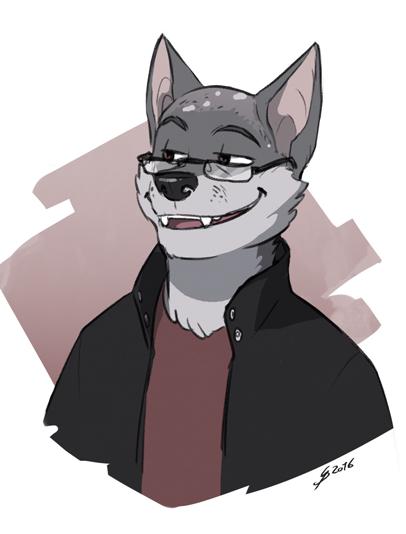 that Wolf again