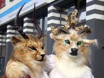 Crowned Sisters
