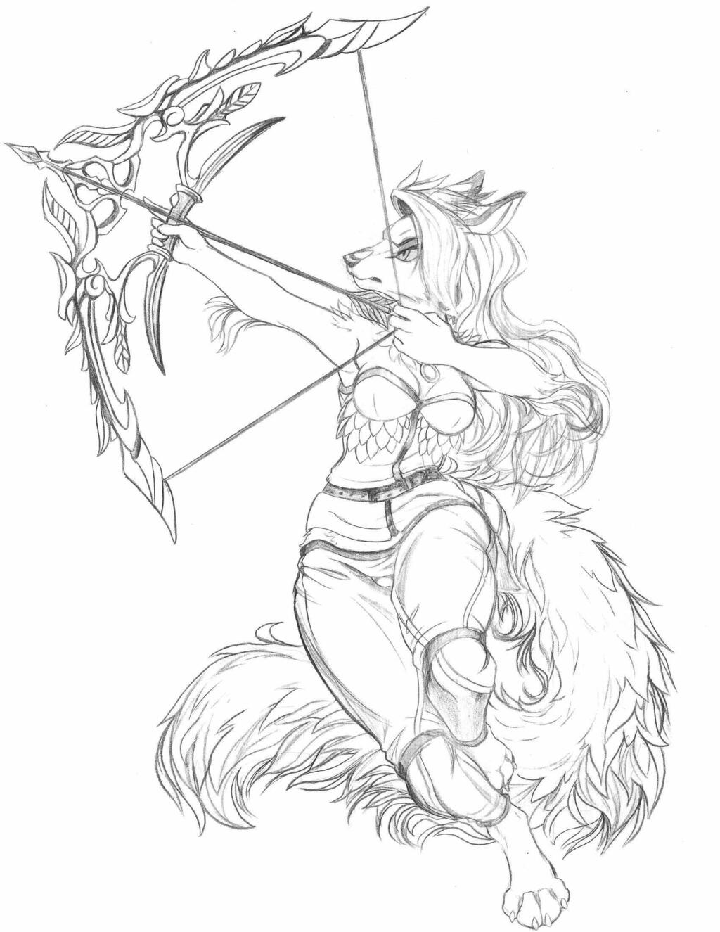 Most recent image: RAFFLE WIN - Ithilwen - Pencil