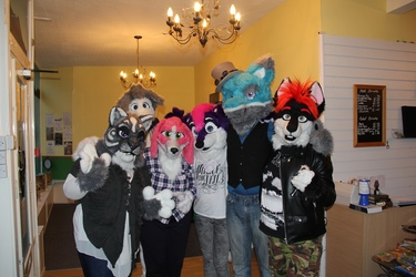 Weston Furmeet January 2016 Group Shot