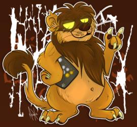 .: Gamer Lion [AT]