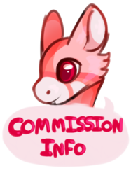 my commission info