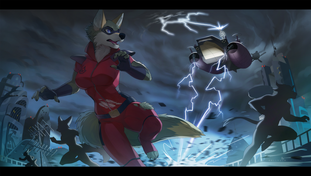 Storm Chasing - By Melloque