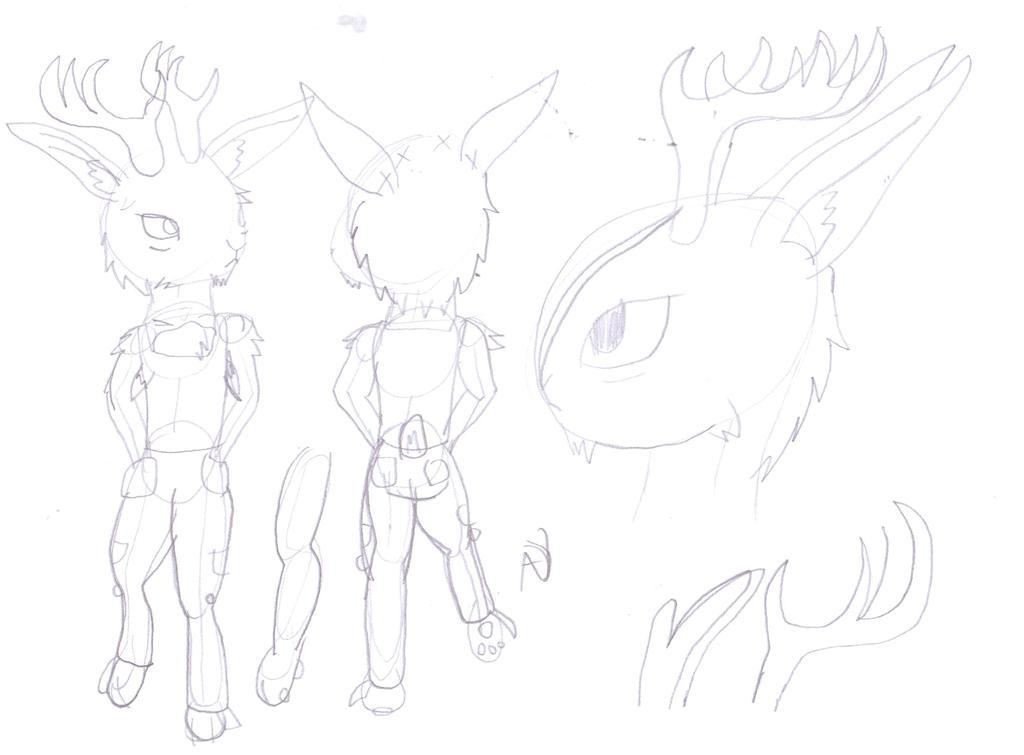 Barley Sketches