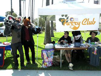 Orange Coast College Furry Club!