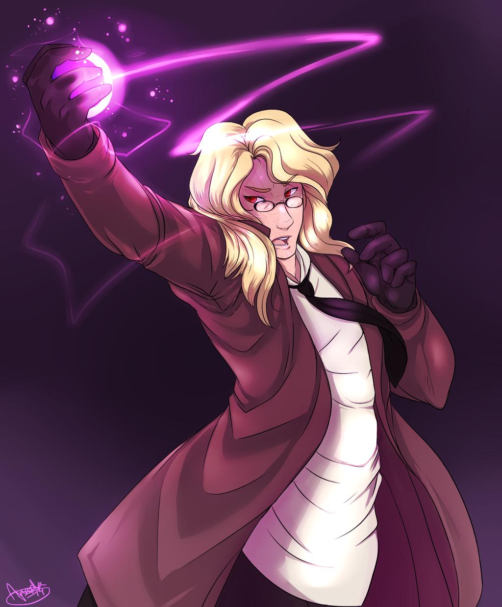 the Alchemist - part 3