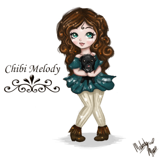 Most recent image: Chibi Melody
