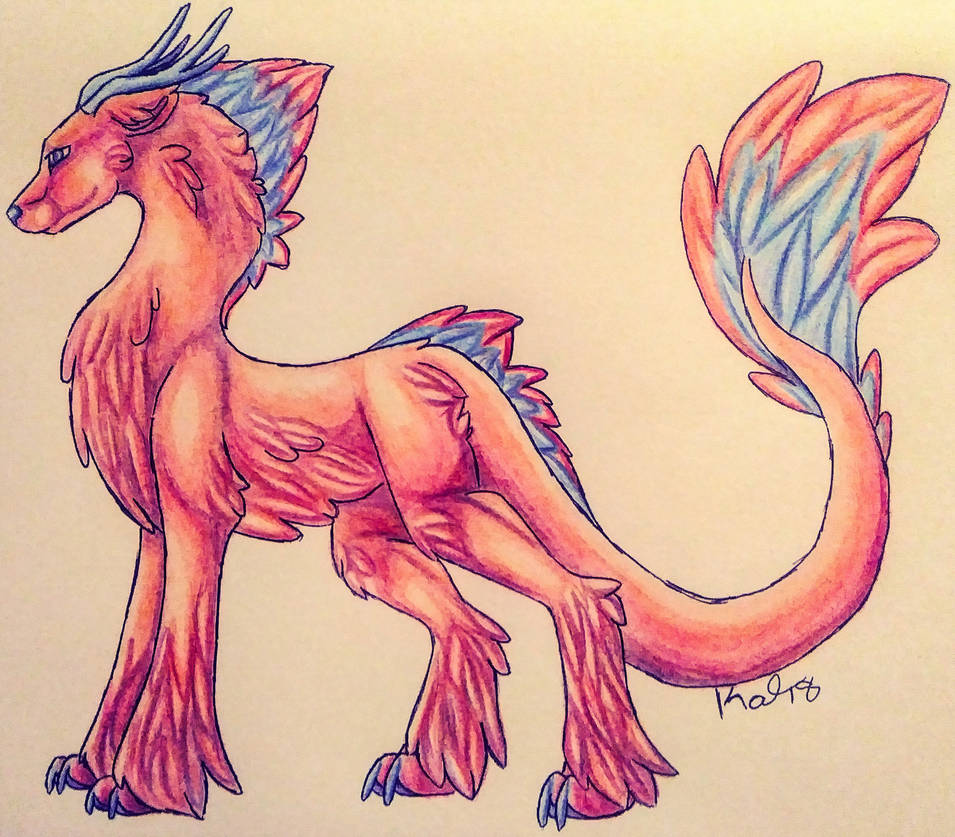 Fluffeh Dragon