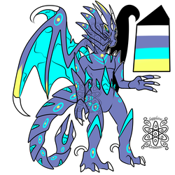 Alien Male Dragon +Design 4 Sale+