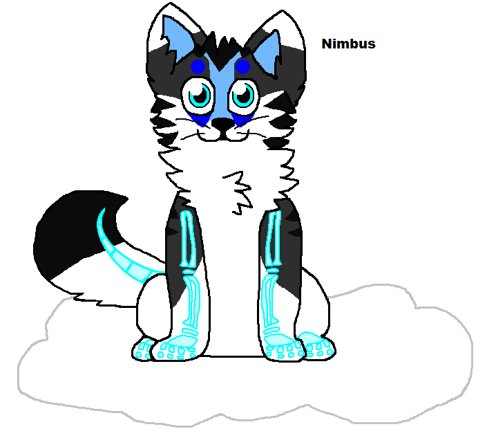 How Nimbus originally was going to look like
