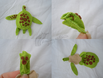 Turtle For Sami wip