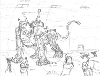 Machine Beast 119 vs SSSP - Draft