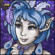 Pixel Portrait - Club Nimbus - Harpy (Unspecified)