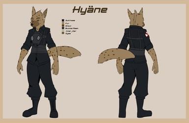 Hyäne Fleischer Reference