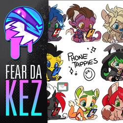 ART | Phone Tappies | FDK