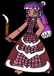 Zoe the Inkdrian