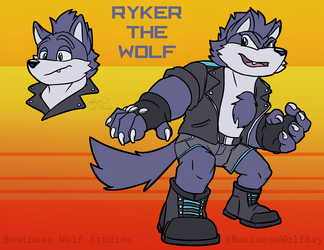 Ryker the Wolf