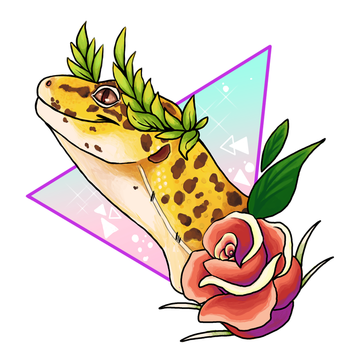 Magical Leopard Gecko